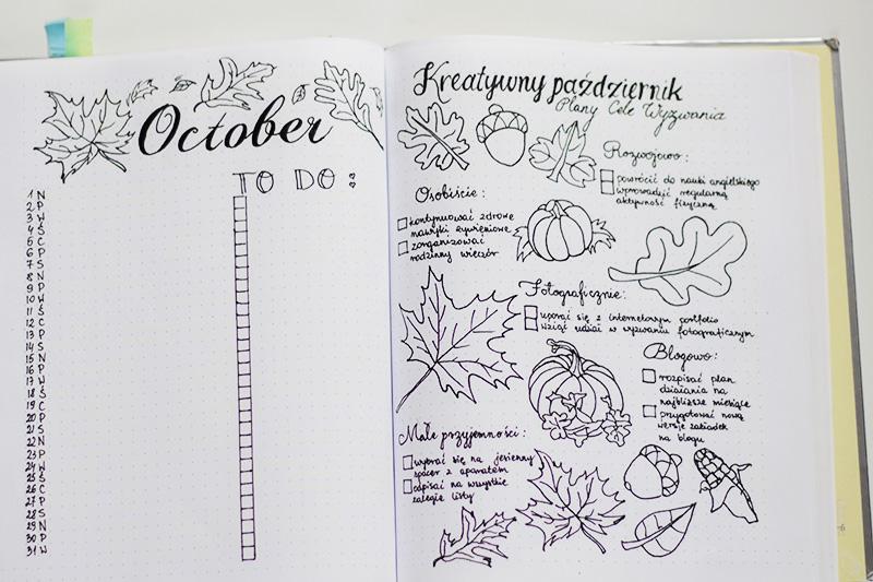 kreatywny październik