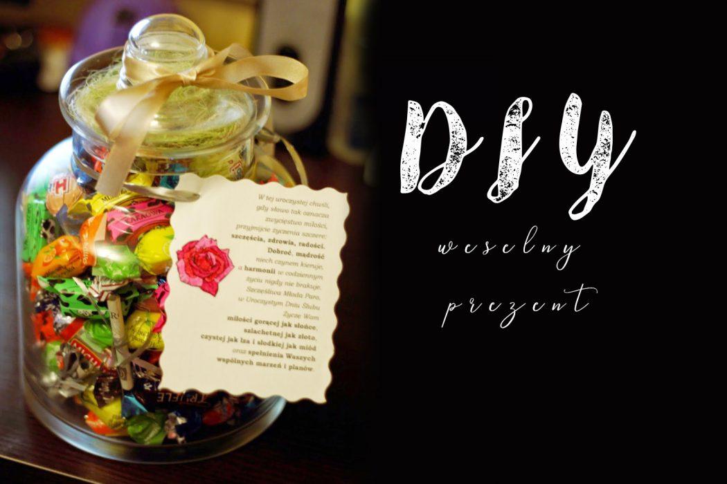 Pomysł na weselny prezent